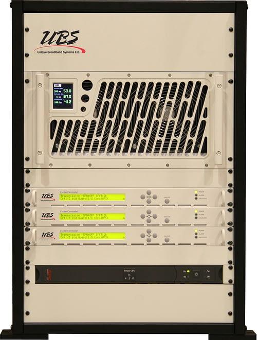 200W Transmitter Full