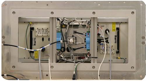 Ka-Band Medium Power Amplifier System 300W Front-Box