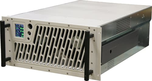 L-Band High Power Amplifier 400W DHPA 1670X Front Angle