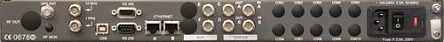 CMMB Multiplexer Rear Panel