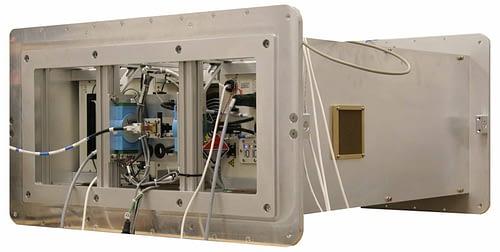 Ka-Band Medium Power Amplifier System 300W Side-Box