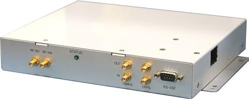RF Signal Analyzer TSA-5000 Front Angle